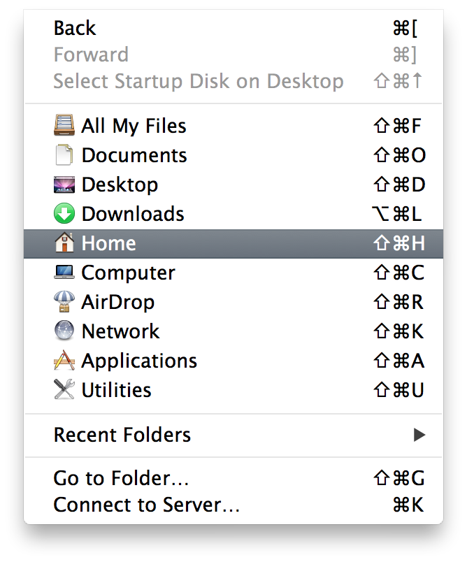macbook how to add to favorites in finder